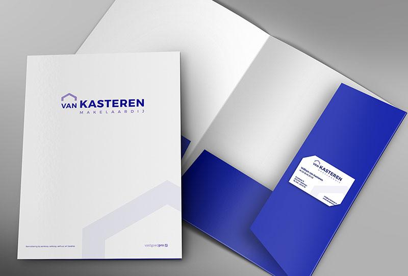 Huisstijl Van Kasteren 16amp Graphics Design